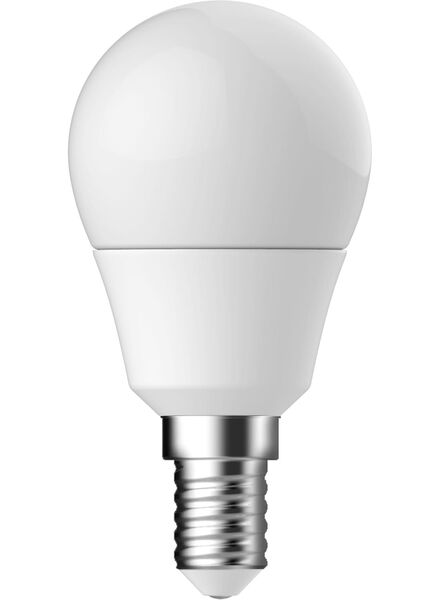 2-pak LED kogellampen 3,6 watt - kleine fitting - 250 lumen - 20090034 - HEMA