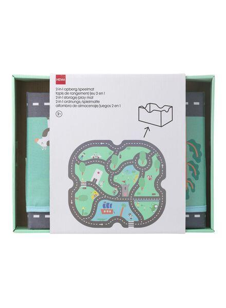 2-in-1 opbergbox/speelmat - 15190059 - HEMA