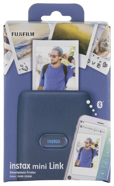 Fujifilm Instax Mini Link - smartphoneprinter - blauw - 61130023 - HEMA