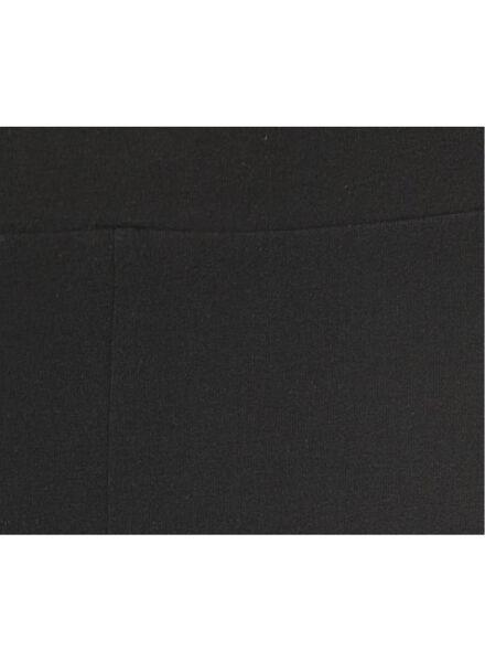 dames yoga sportbroek zwart zwart - 1000003022 - HEMA