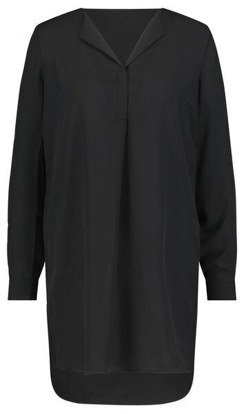 damestuniek zwart L - 36209513 - HEMA