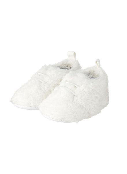 babysloffen gebroken wit gebroken wit - 1000010391 - HEMA