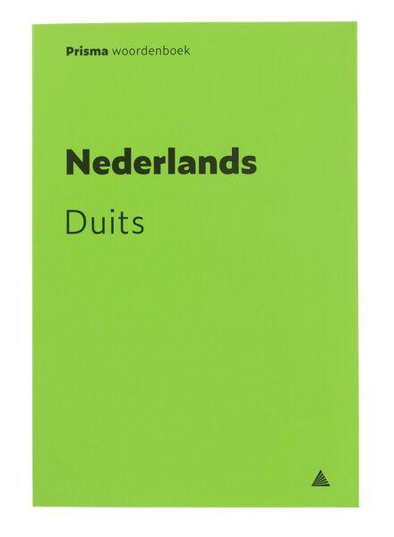 Prisma woordenboek Nederlands-Duits - 14910134 - HEMA