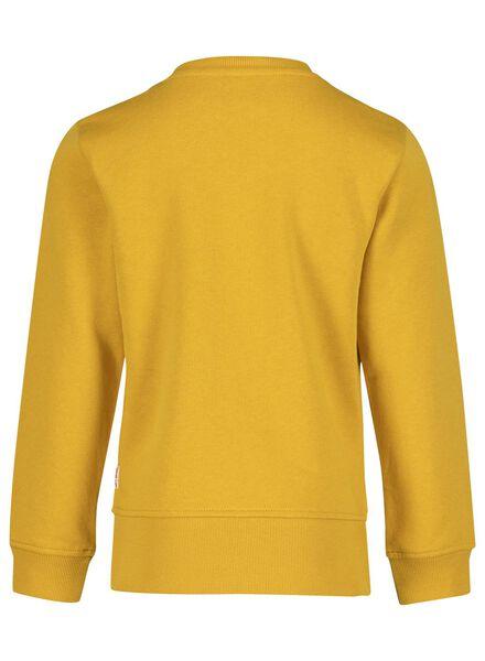 kindersweater okergeel okergeel - 1000015599 - HEMA