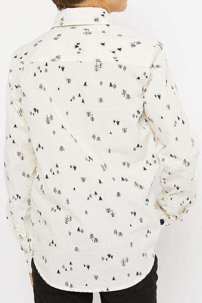 vlinderstrik & kinderoverhemd wi wi - 1000021871 - HEMA