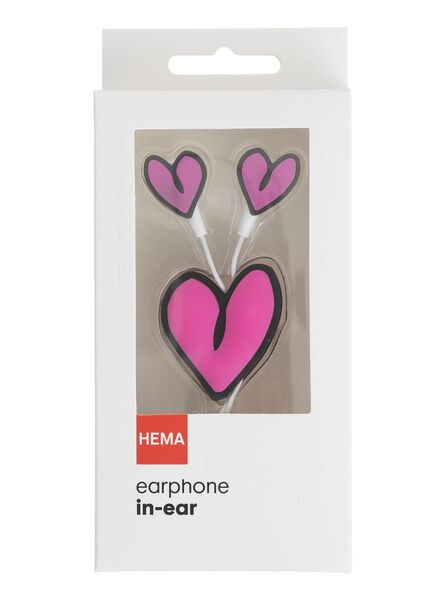 in-ear oortelefoon - 39622221 - HEMA