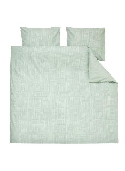soft cotton dekbedovertrek 200 x 200 cm - 5750014 - HEMA