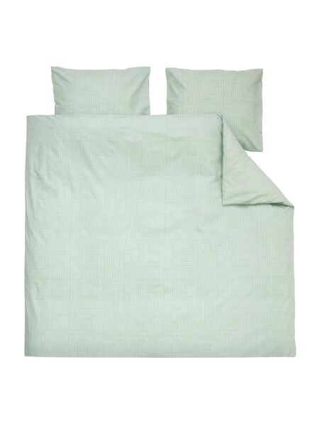 soft cotton dekbedovertrek 240 x 220 cm - 5750015 - HEMA