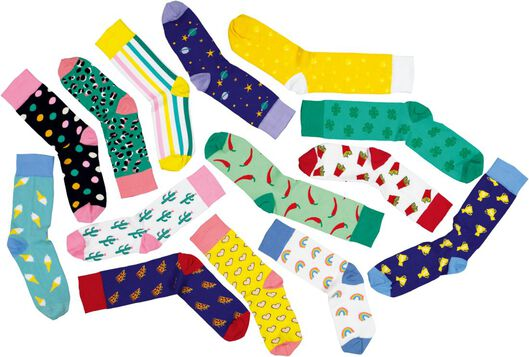 sokken 36-41 - 61122298 - HEMA