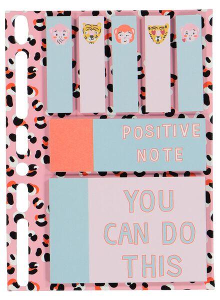 sticky notes - 7 stuks - 14135926 - HEMA