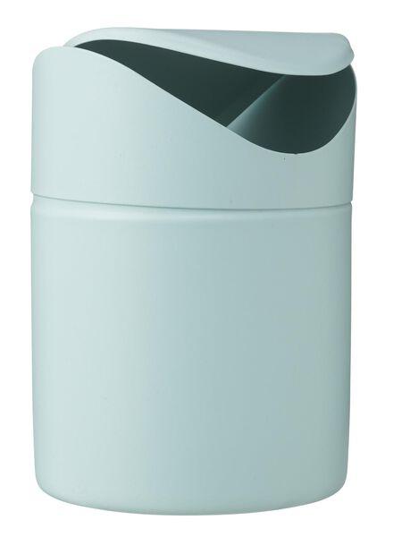 prullenbak 1 liter - 80300122 - HEMA