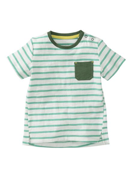 baby t-shirt gebroken wit - 1000007275 - HEMA