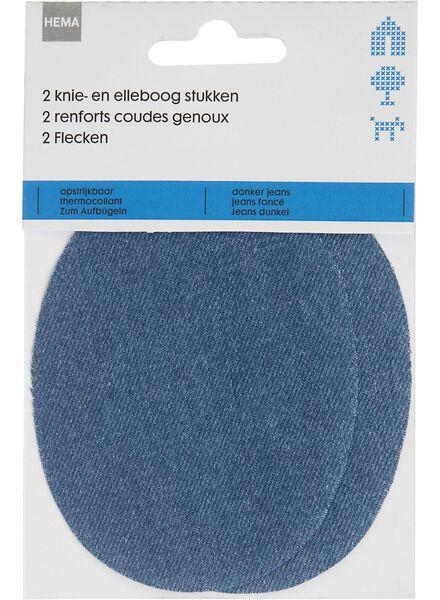kniestukken - 1491020 - HEMA