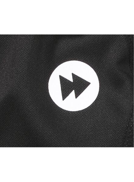kinder sportvest zwart zwart - 1000005703 - HEMA