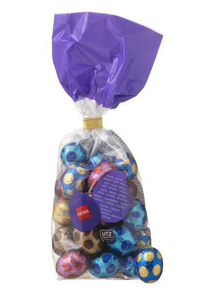 chocolade eitjes assorti - 10092003 - HEMA