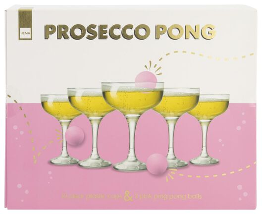 prosecco pong - 61122975 - HEMA