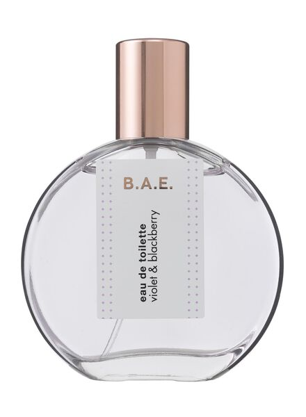 B.A.E. eau de toilette violet and blackberry 50ml - 17730003 - HEMA