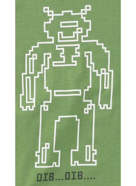 kinder shortama groen groen - 1000011585 - HEMA