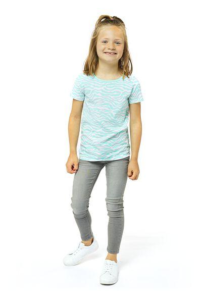 kinder t-shirt groen groen - 1000019784 - HEMA