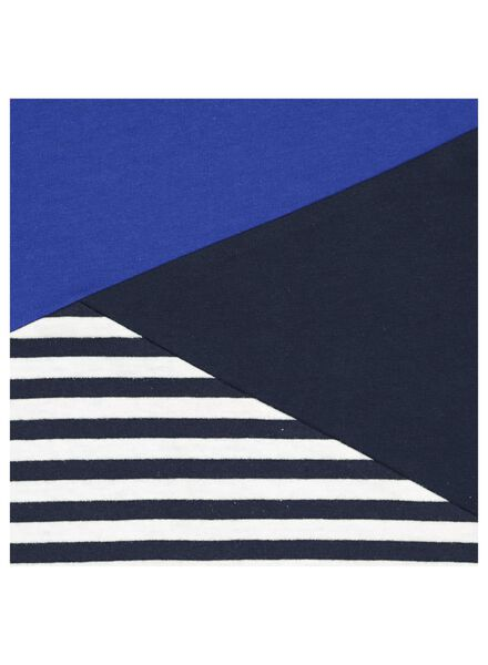 kinder t-shirt felblauw felblauw - 1000013778 - HEMA