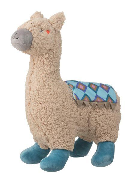 knuffel alpaca - 15122246 - HEMA