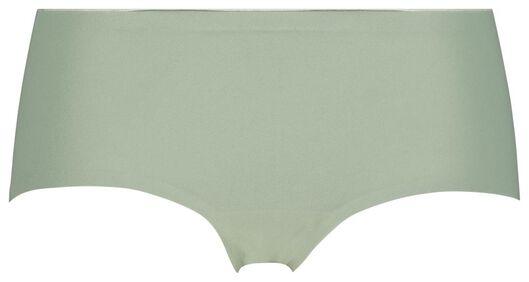 damesboxer second skin micro groen groen - 1000020717 - HEMA