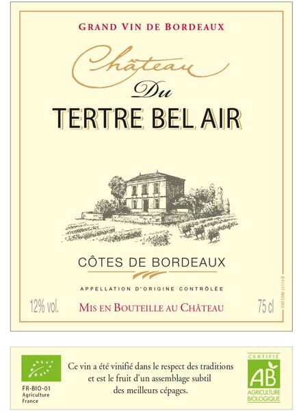 Chateau du Tertre Bel Air - 17361189 - HEMA