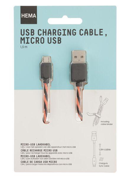 laadkabel micro-usb - 39660060 - HEMA