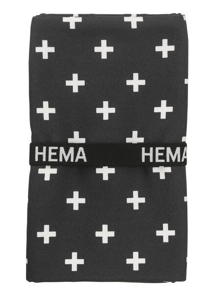handdoek microvezel 70 x 140 cm - 5260001 - HEMA