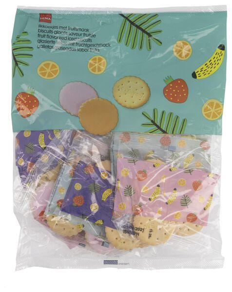 likkoekjes met fruitsmaak 180 gram - 10213046 - HEMA