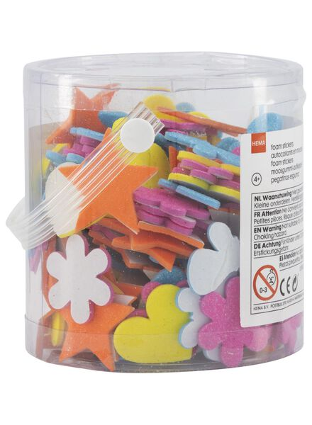 foam glitterstickers - 15900034 - HEMA