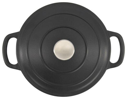 braadpan Ø24cm Lyon gietijzer - 80140002 - HEMA