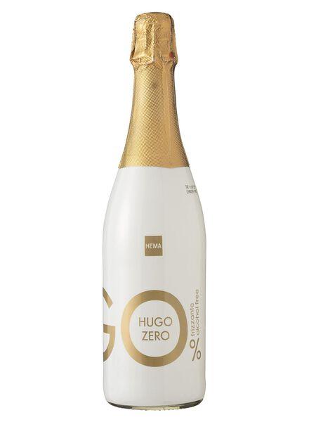 hugo frizzante alcoholvrij - 0,75 L - 17390030 - HEMA