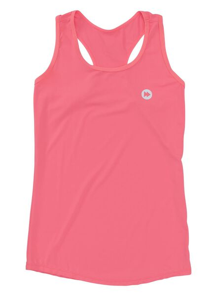 kinder sporttop roze roze - 1000009060 - HEMA