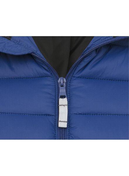 damesjas kobaltblauw kobaltblauw - 1000009054 - HEMA