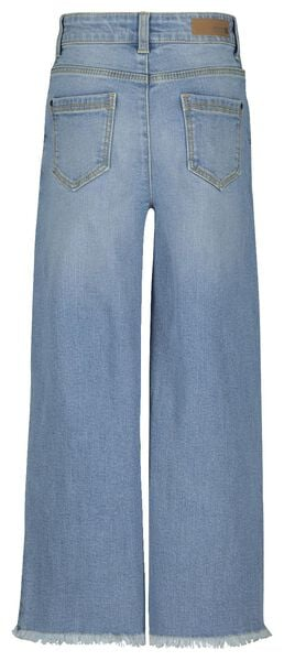 kinderculotte denim denim 128 - 30871144 - HEMA