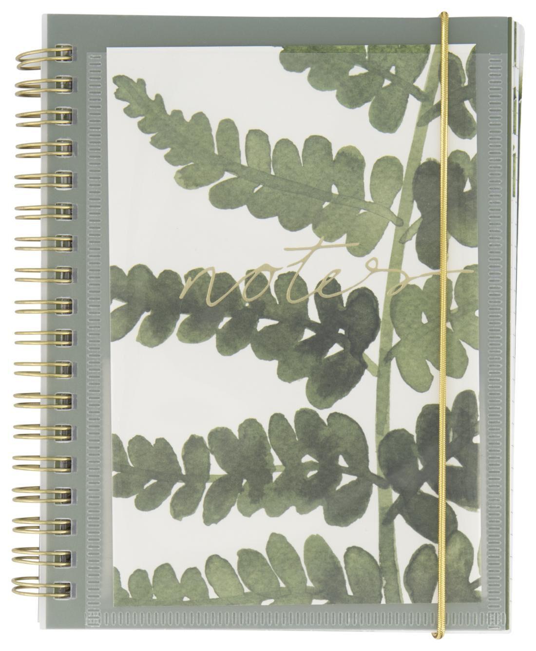 HEMA Notitieboek 16.5x13 Bladeren