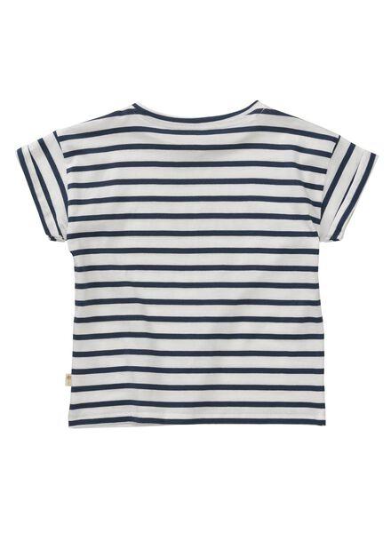 kinder t-shirt gebroken wit gebroken wit - 1000013088 - HEMA
