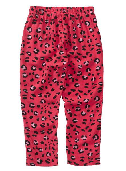 kinderbroek rood rood - 1000013096 - HEMA