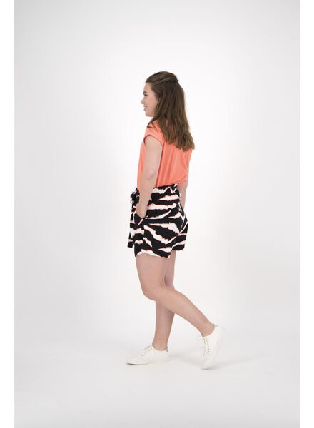 dames t-shirt roze roze - 1000013895 - HEMA