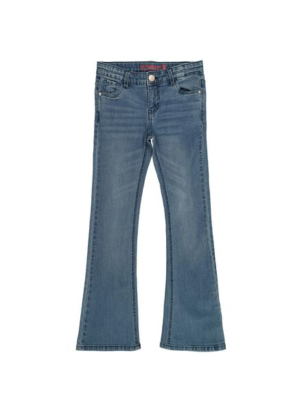 kinder flared denim denim - 1000013689 - HEMA