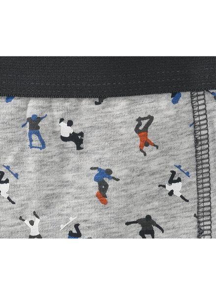 kinderboxer grijs grijs - 1000008949 - HEMA