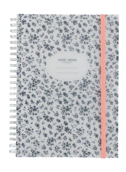 notitieboek A5 - 14131050 - HEMA