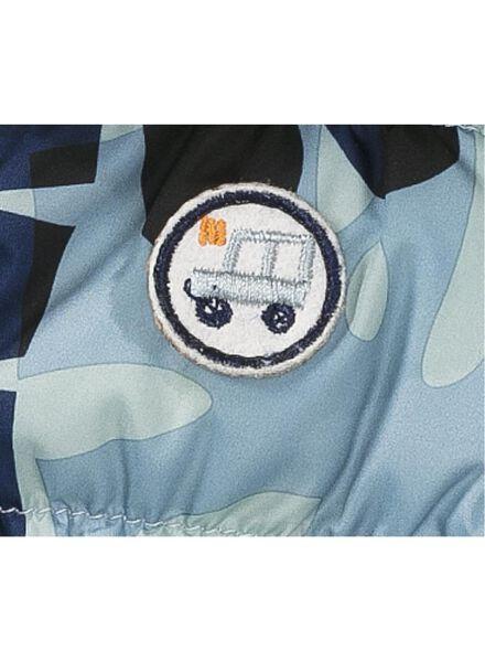 baby bodywarmer blauw blauw - 1000007348 - HEMA