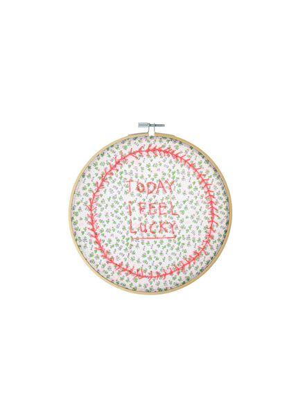 knutselset borduren - 15921030 - HEMA