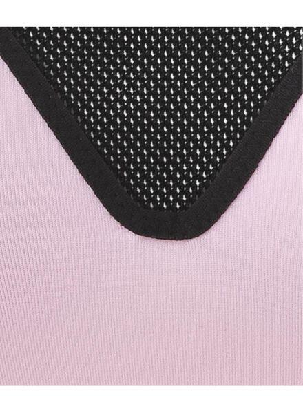padded sportbh roze roze - 1000002454 - HEMA