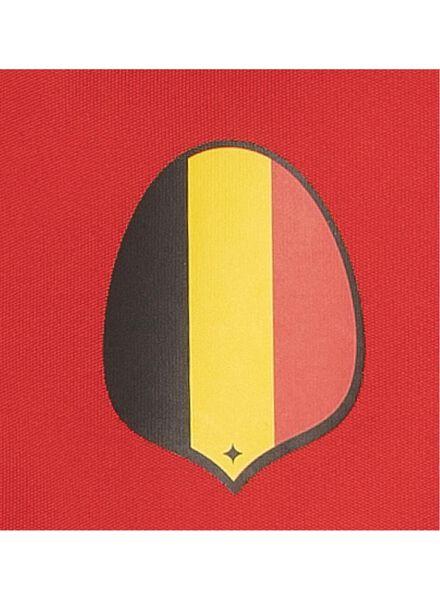 kindervest WK België rood - 1000007363 - HEMA