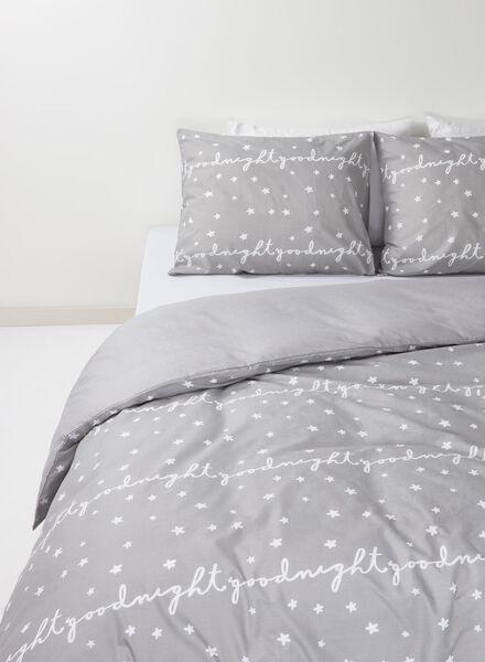 soft cotton dekbedovertrek 140 x 200 cm - 5700140 - HEMA