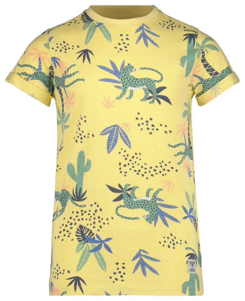 Jongenskleding tshirt hema van de zomercollectie