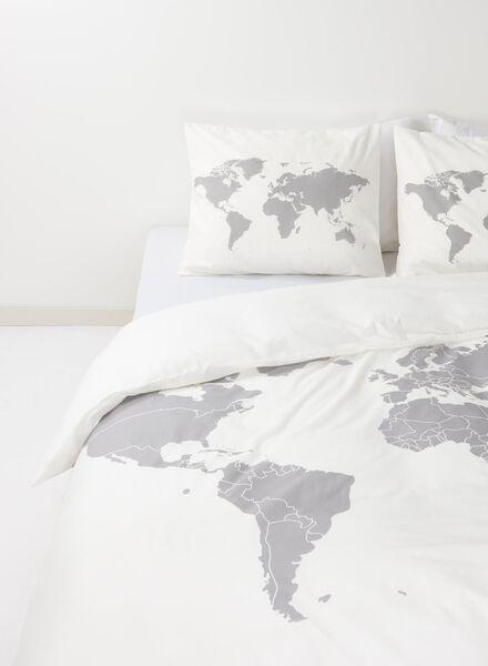 soft cotton dekbedovertrekset 140 x 200 - 5700150 - HEMA